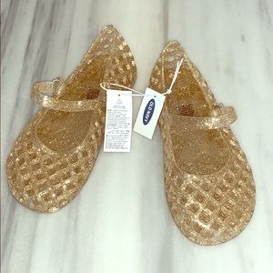 NWT Old Navy Girls Jellies Sandals